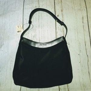 Cole Haan Nylon black purse